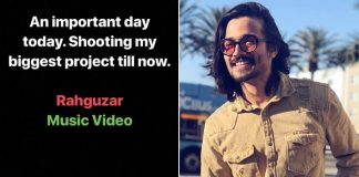Bhuvan Bam shoots for his next single, amidst fans!