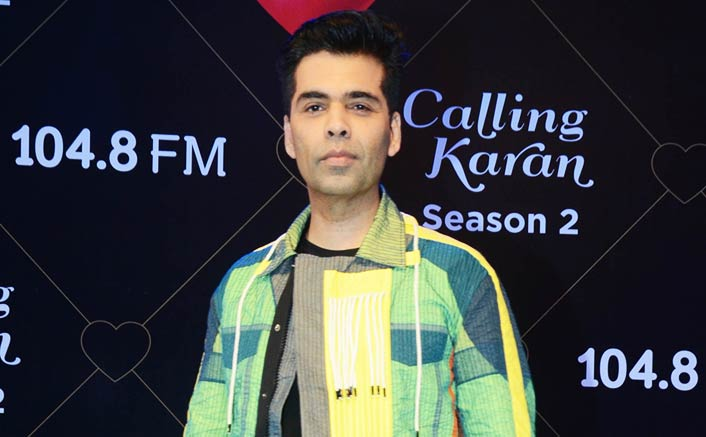A broken heart makes a good actor: Karan Johar
