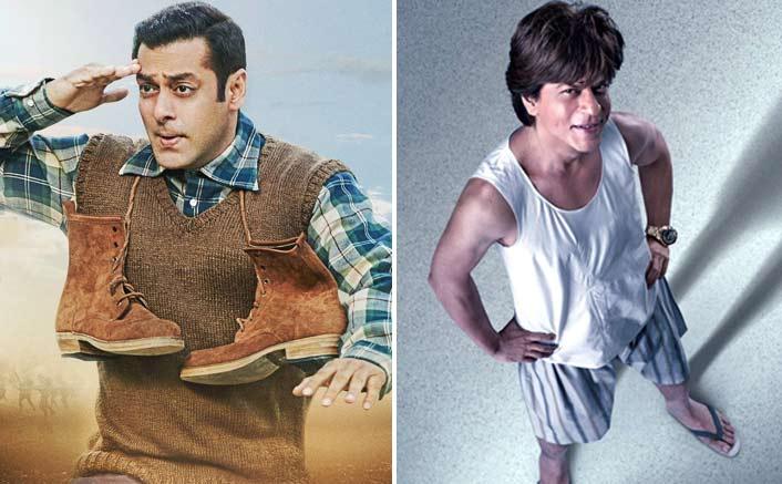 After Tubelight & Zero, Shah Rukh Khan & Salman Khan Reunite To Spread Their Magic!