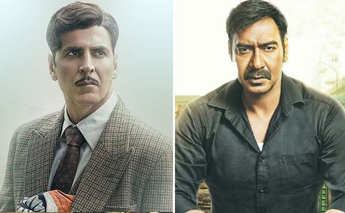 Akshay Kumar With Same Points As Ajay Devgn Is A Position Below In Koimoi's Power Index; Here's Why!