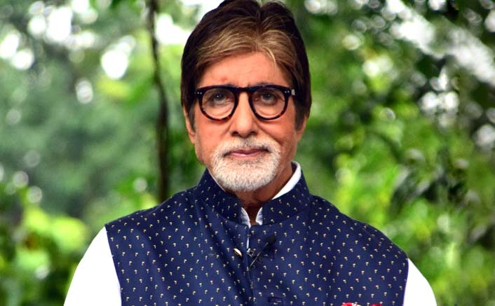 "Amitabh Bachchan Compares B-Town's Usage Of Prosthetics With Hollywood: ""It's Non-Stop Here"""