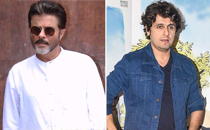 Anil Kapoor convinced Sonu Nigam to revisit Rafi's 'Badan pe sitare'