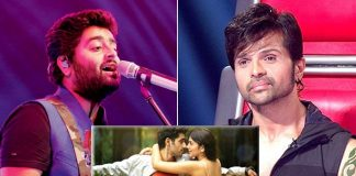 Arijit Singh's 'Tera Fitoor' continues to spread love on the romantic journey set by Himesh Reshammiya
