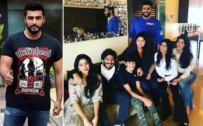 Arjun Kapoor proud of his sisters