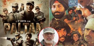 As JP Dutta Is Back With Paltan, Here's Recalling His Historic Blockbuster Border Starring Sunny Deol!