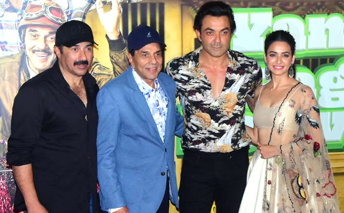 Being a Jat, will never step back: Dharmendra