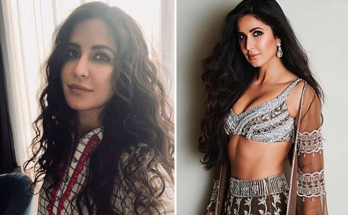Bharat: Did Katrina Kaif Just Reveal Her First Look For The Movie?