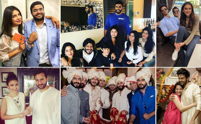 Bollywood celebs share love for siblings on Raksha Bandhan
