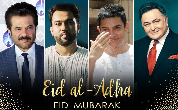 Bollywood celebs wish for peace, happiness on Eid
