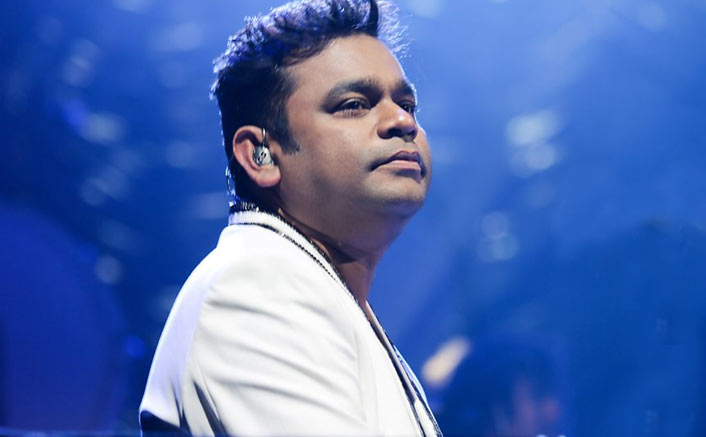 I feel the desire to give back: A.R.Rahman