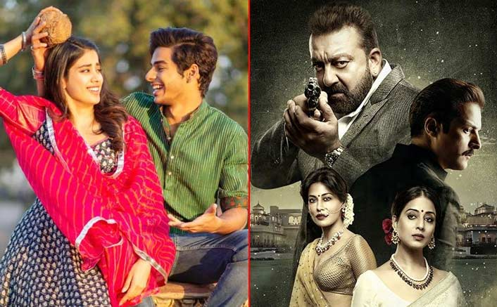Box Office - Dhadak continues to lead, Saheb Biwi aur Gangster 3 is a Disaster