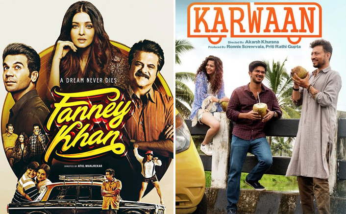 Box Office - Fanney Khan has a disastrous weekend, Karwaan stays low too