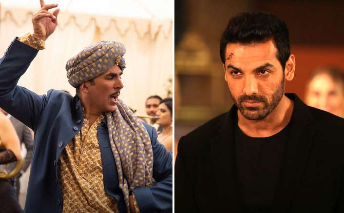 Box Office - Gold and Satyameva Jayate do well on Eid holiday