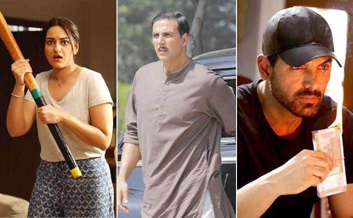 Box Office - Happy Phirr Bhag Jayegi, Gold, Satyameva Jayate - Wednesday updates