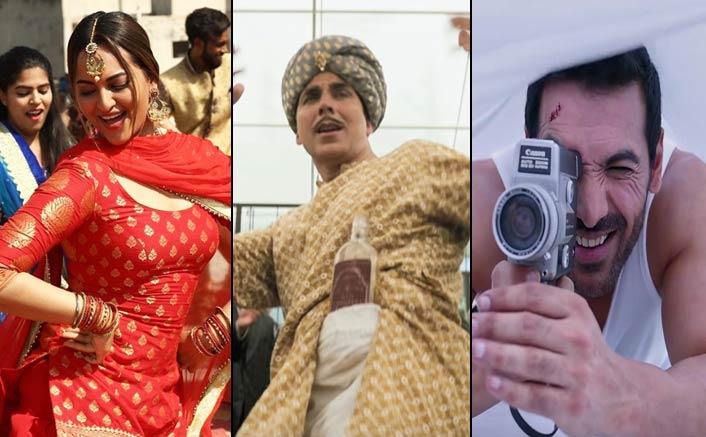 Box Office - Happy Phirr Bhag Jayegi stays stable, Gold and Satyameva Jayate collect too