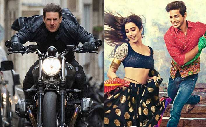 Box Office - Mission: Impossible - Fallout set to cross 65 crore in second weekend, Dhadak comes close to 70 crore