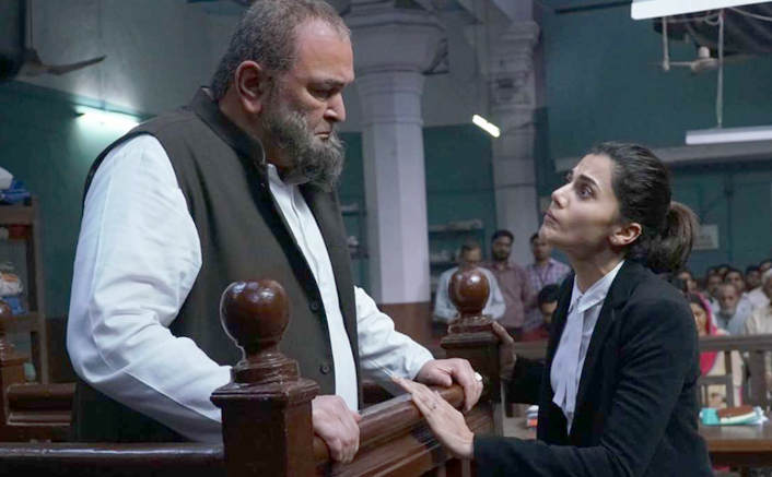 Box Office - Mulk has a decent weekend, all eyes on hold over weekdays
