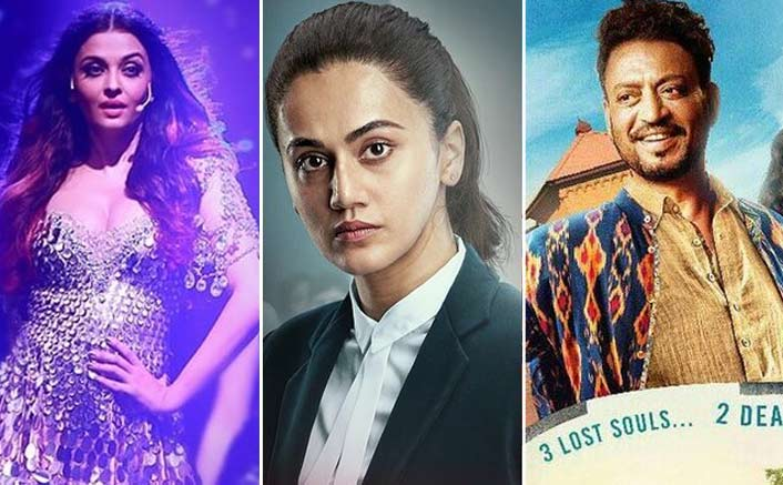 Box Office - Mulk is audience's first choice, Karwaan hangs on, Fanney Khan rejected