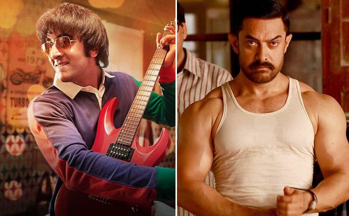 Box Office - Sanju is second biggest Bollywood grosser, next only to Dangal