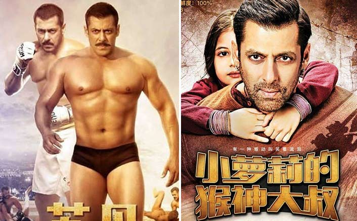 Box-Office: Will Sultan Defeat Bajrangi Bhaijaan To Emerge The Biggest Opener For Salman Khan in China?