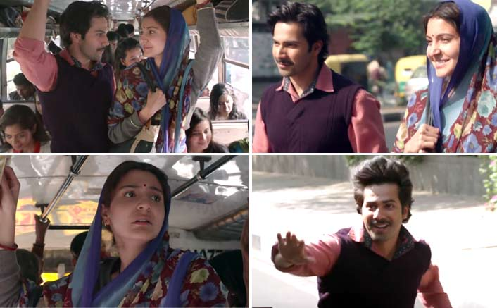 Chaav Laaga brings out Anushka-Varun's heart-warming love story
