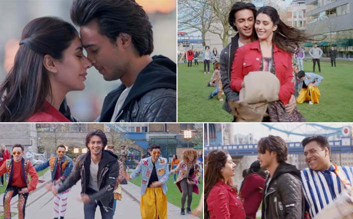 Loveratri to release first song Chogada with a Flashmob