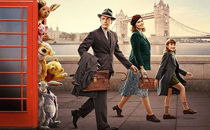 Christopher Robin Movie Review: Toast To A Lost Childhood!