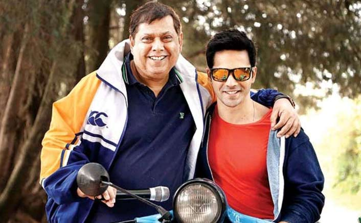 David Dhawan Takes The Responsibility To Make Varun Dhawan The Number 1 Star!