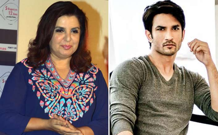 Farah Khan calls Sushant 'one shot wonder'