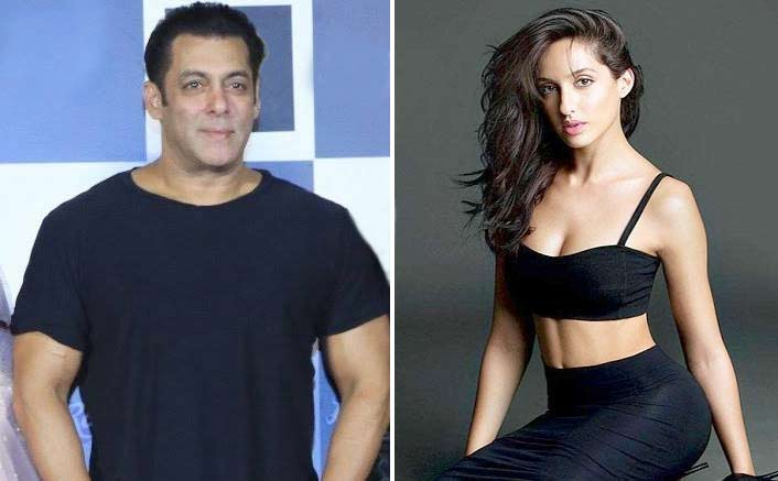 Feel lucky to be working with Salman Khan: Nora Fatehi