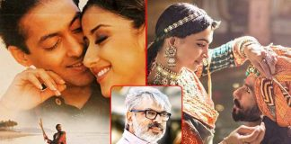 From Khamoshi To Padmaavat: Decoding The 22 Year Long Journey Of Sanjay Leela Bhansali!