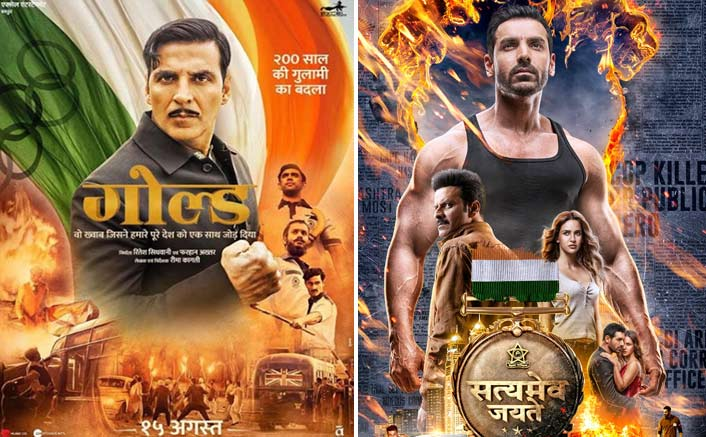 Gold Scores 5th Highest Weekend 1 (Bollywood) Of 2018; Sataymeva Jayate Is At 6th!