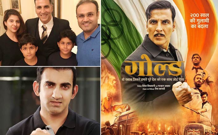 Gold Movie Review: Here's What Gautam Gambhir & Virendra Sehwag Think About This Akshay Kumar Starrer!