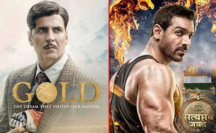 Gold VS Satyamev Jayate: Will Akshay Kumar Or John Abraham Win This Box Office Battle?