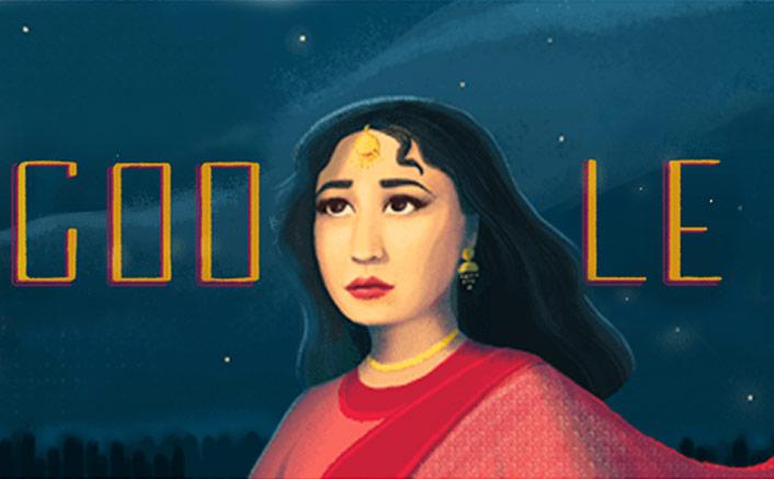 Google Doodle honours Meena Kumari on her 85th birth anniversary