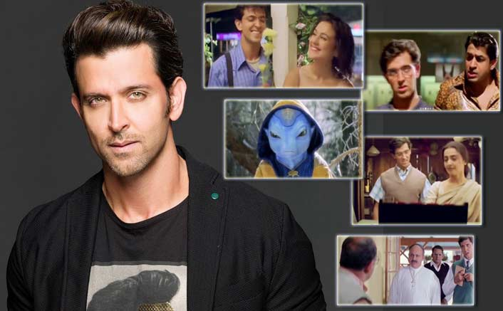 Hrithik Roshan shared his favourite moments from Koi Mil Gaya with a heartfelt message as the film clocks 15 years today!