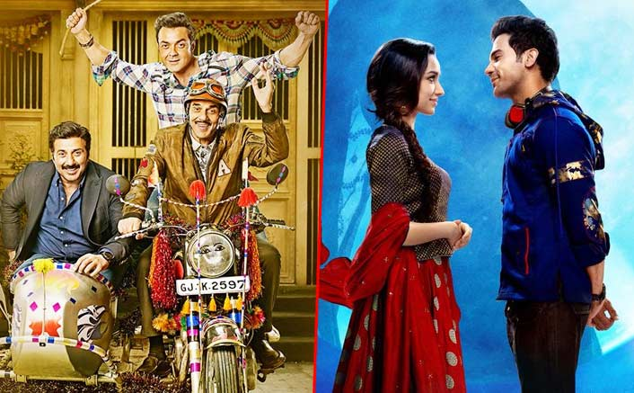 Hype Meter: Sunny Deol's Yamla Pagla Deewana Phir Se and Shraddha Kapoor's Stree On The Box-Office Prediction Scale!