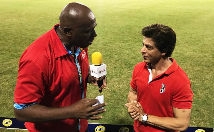 Here's What Happened Jab Shah Rukh Khan Met Ian Bishop!