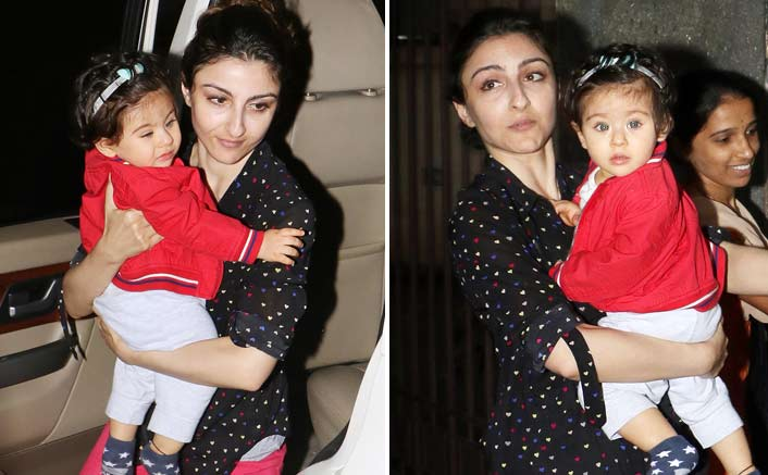 I'm completely obsessed with Inaaya: Soha Ali Khan