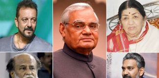 Indian film fraternity pays tribute to 'selfless', 'warm' Vajpayee