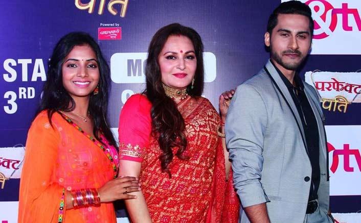 Jaya Prada set to redefine Indian TV's 'saas'