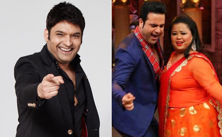 Kapil Sharma Is FINALLY Back; Krushna Abhishek & Bharti Singh To Reunite?