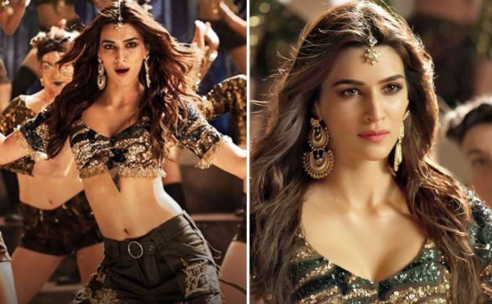 Kriti Sanon sizzles on the dance floor in Stree's new song!