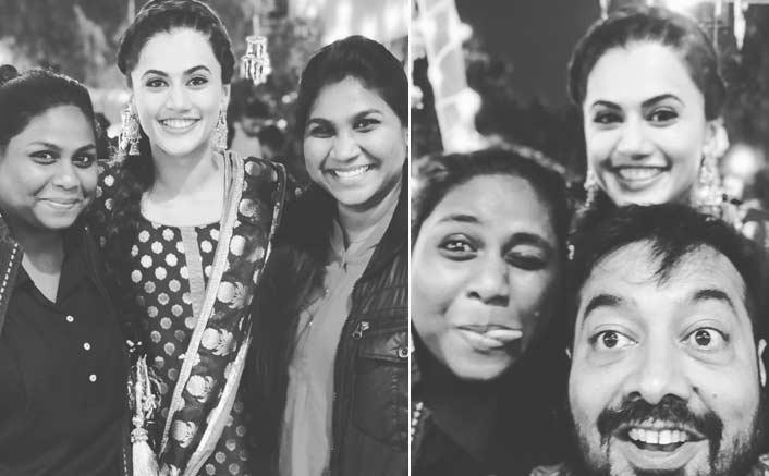 Legendary stunt choreographer Late Rambo Rajkumar's daughters turn choreographers for Taapsee Pannu in Manmarziyaan