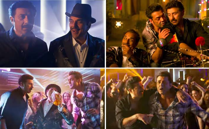Little Little From Yamla Pagla Deewana Phir Se: A Fun Number With Some Unmissable Deol Moves!