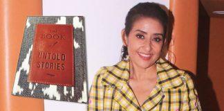 Manisha Koirala pens her first book