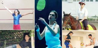 National Sports Day Feature: Actresses who can kick some butt on the field as well