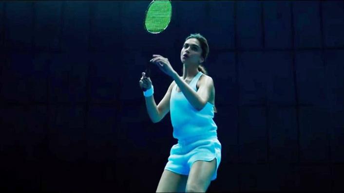 Deepika Padukone - Badminton & Baseball