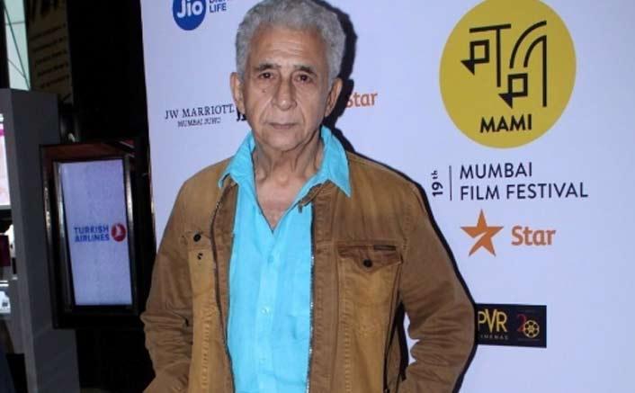 No regrets, but not very hopeful from Bombay film world: Naseeruddin