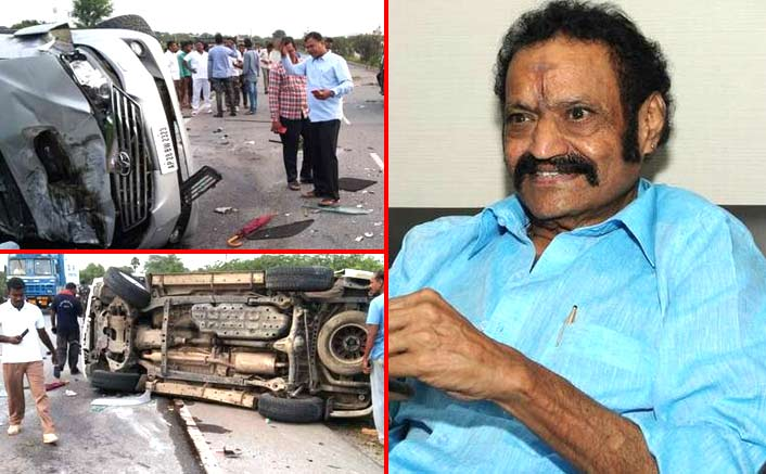NTR's son, ex-MP Harikrishna dies in road accident